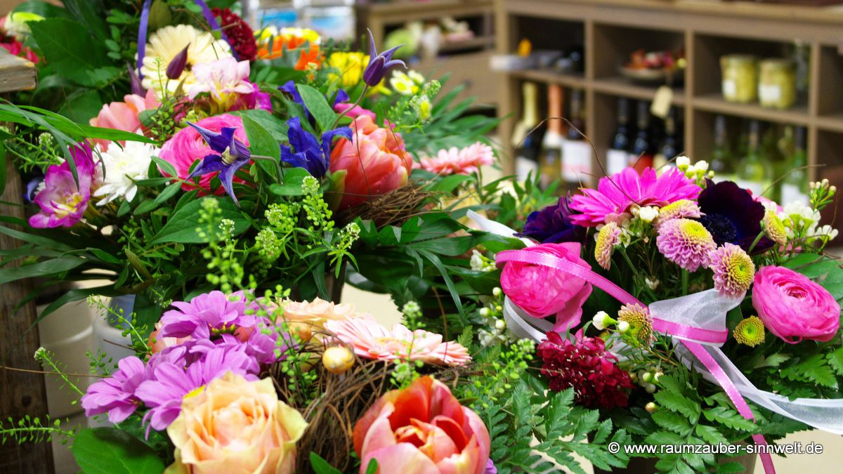 Die farbenfrohe Welt der Floristik