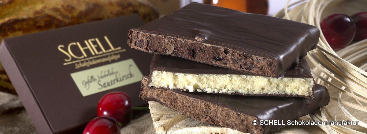 Schokoladige Träumereien - verwöhnen Sie Ihren Gaumen