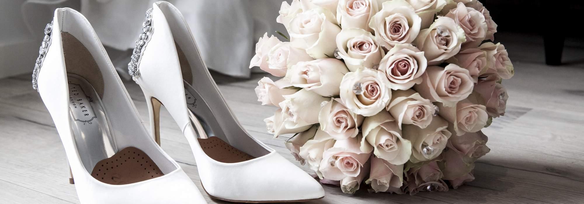 Hochzeitsschmuck - traumhafte Blüten für einen traumhaften Tag
