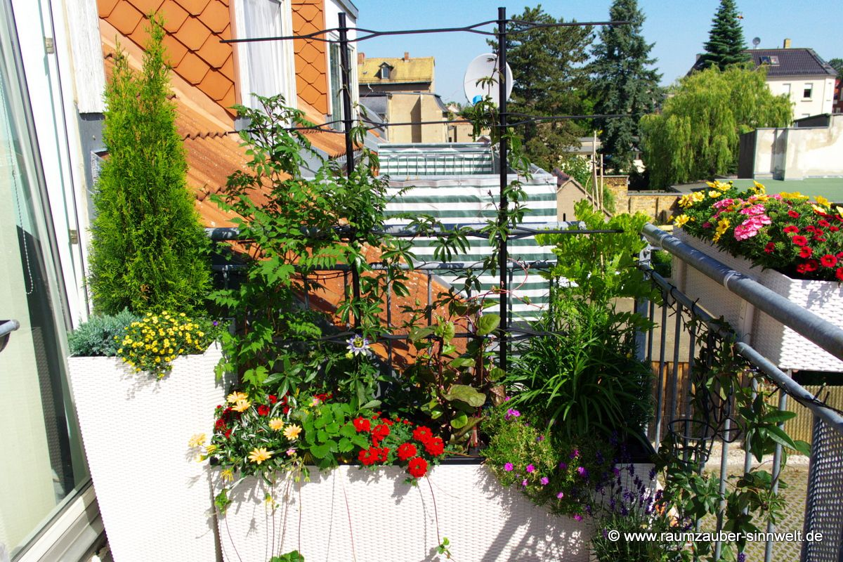 garten und balkon raumzauber sinnwelt. Black Bedroom Furniture Sets. Home Design Ideas