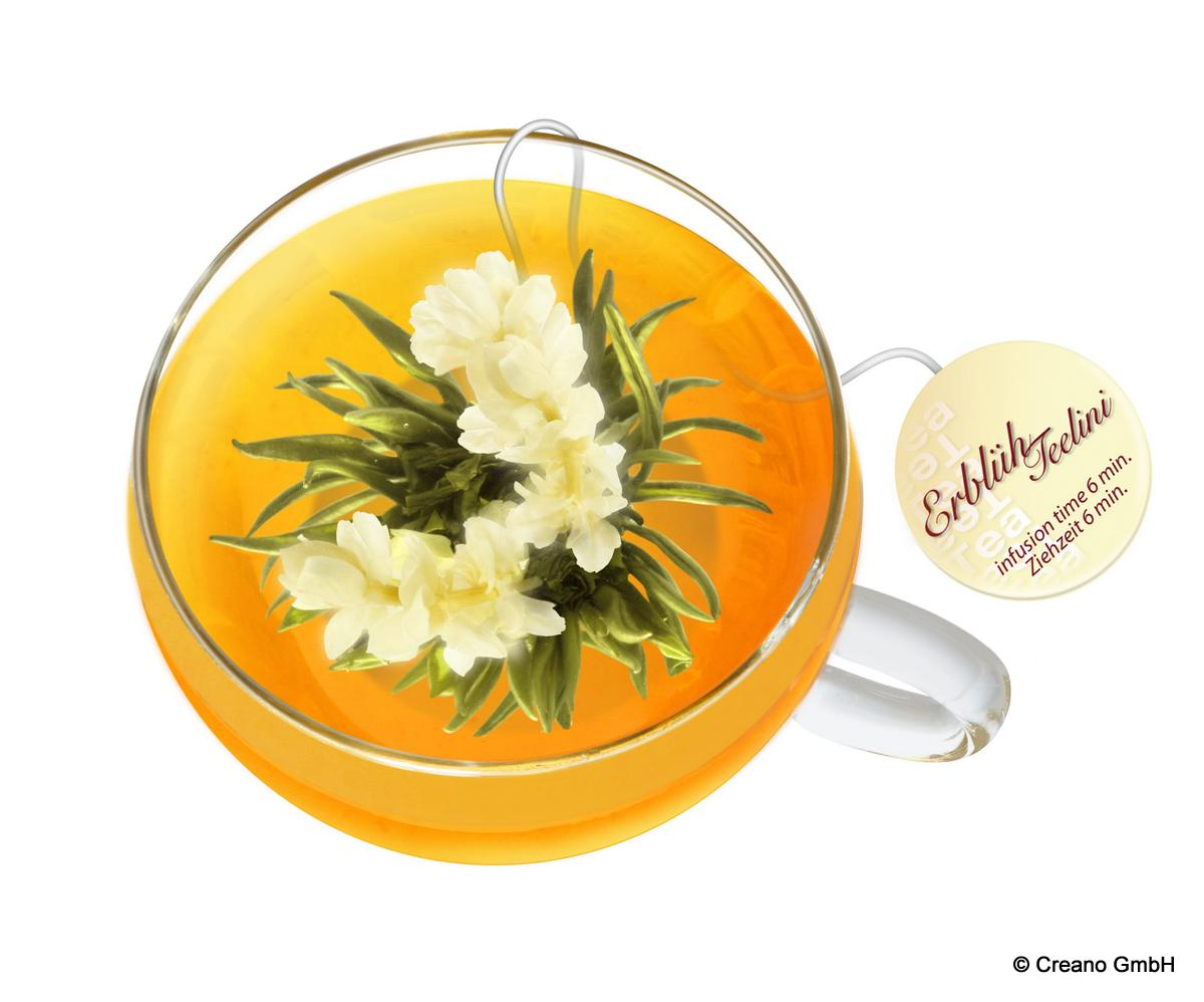 Passend zum ErblühTeelini: die Teelini Teetasse (Inhalt ca. 200ml)