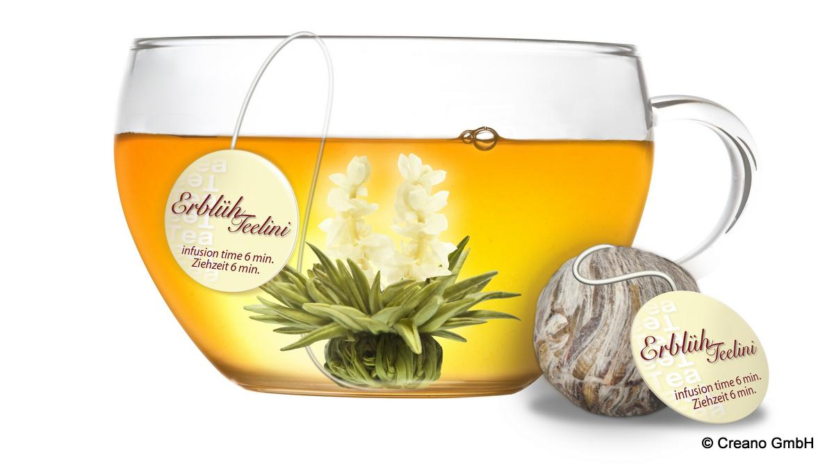 Passend zum ErblühTeelini: die Teelini Teetasse