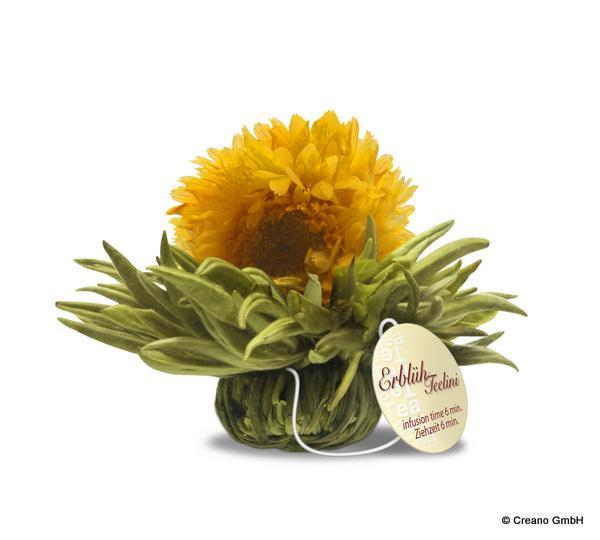 Vanilla-Shine - Weißer Tee mit Ringelblume und Vanille-Aroma