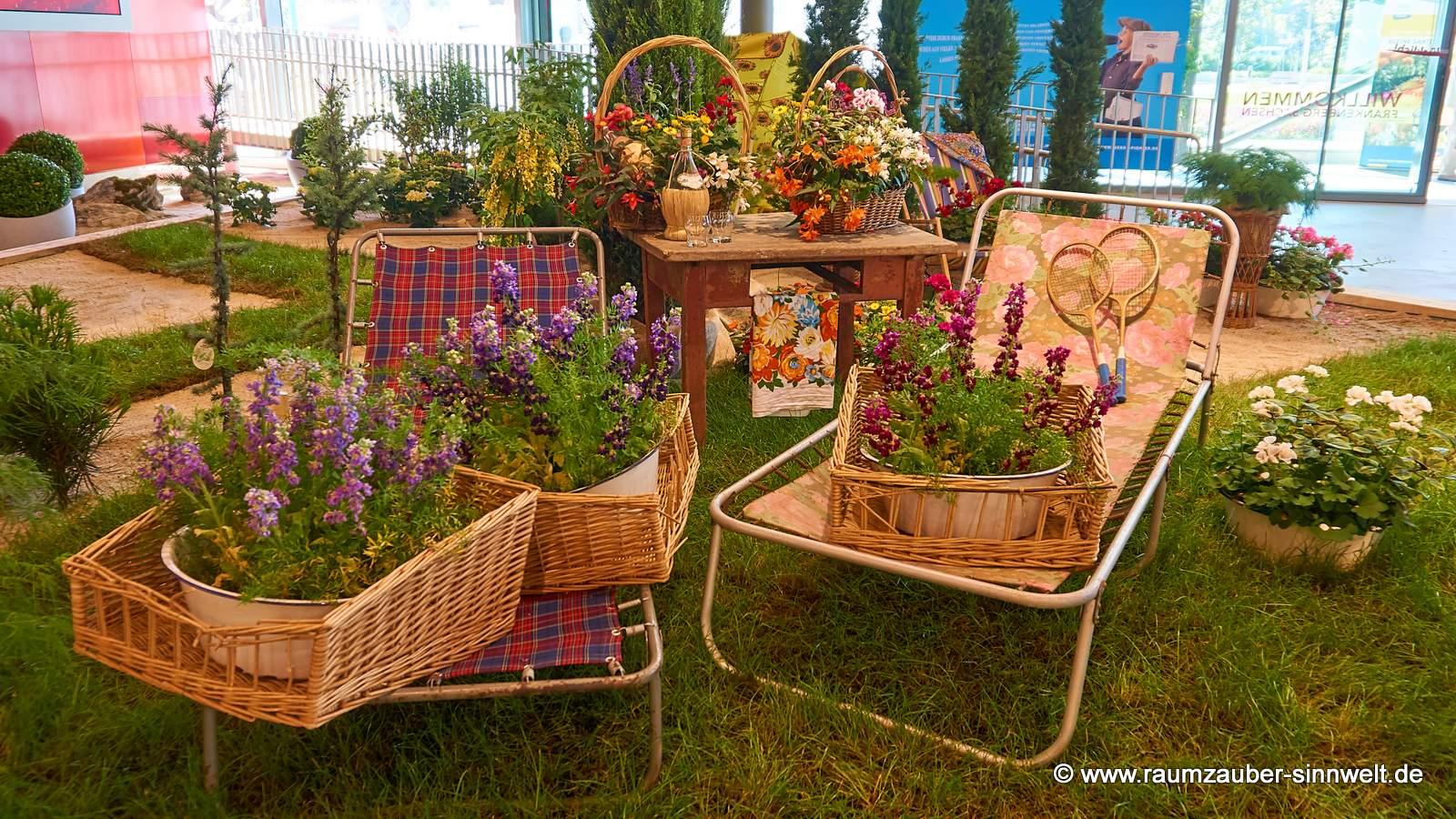 Gartengestaltung zum Wohlfühlen