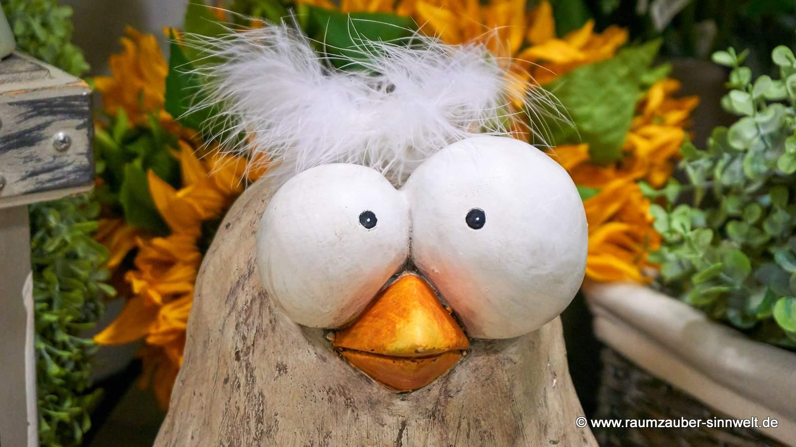 Deko-Oster-Huhn von formano