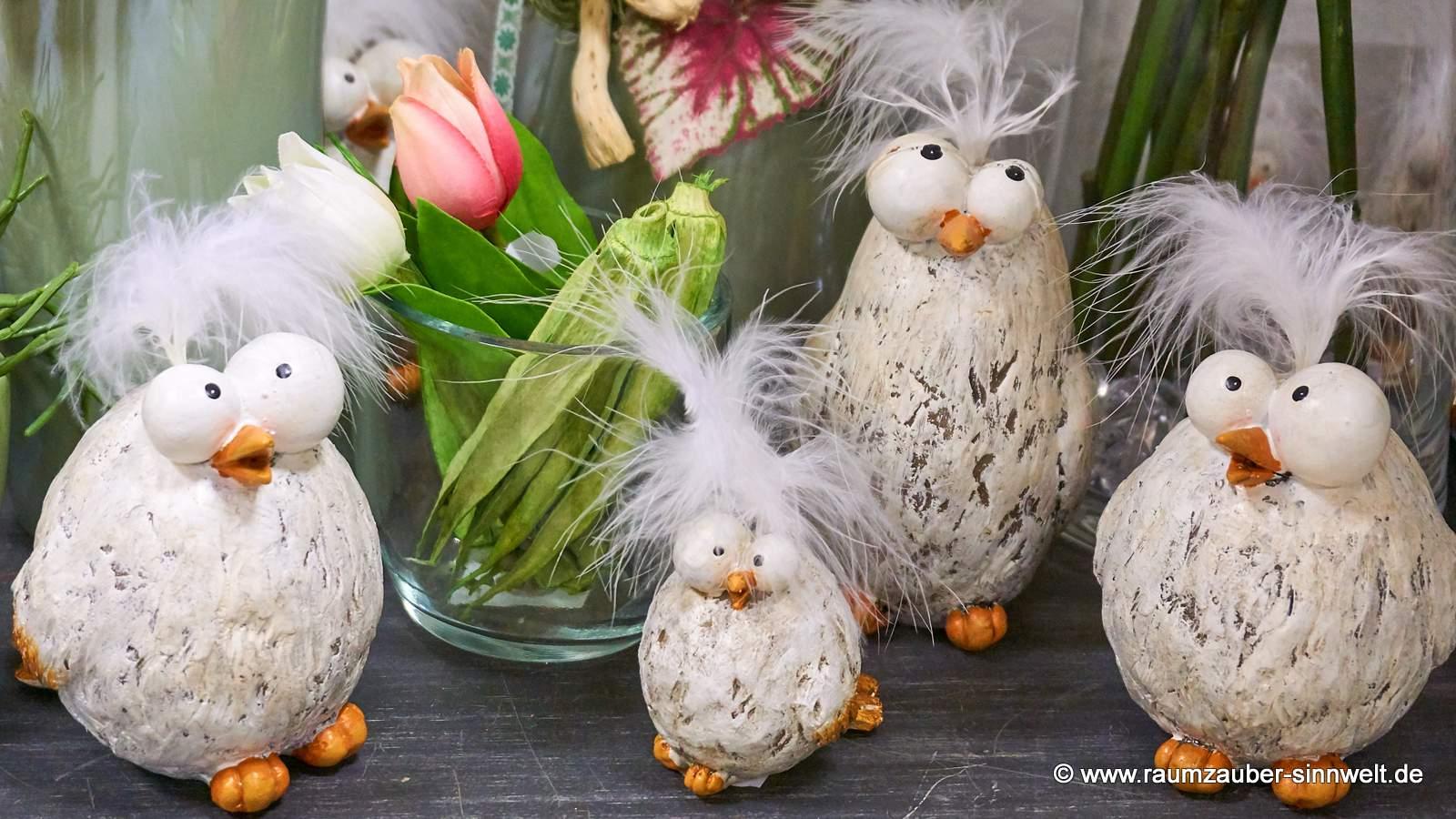 Deko-Oster-Hühner von formano